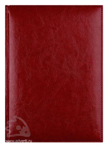 Ежедневник «Birmingham», Avanzo Daziaro, бордовый