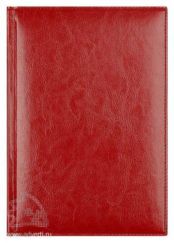 Ежедневник «Birmingham», Avanzo Daziaro, красный