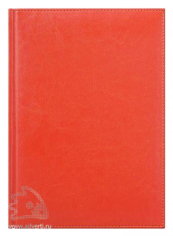 Ежедневник «Birmingham», Avanzo Daziaro, оранжевый