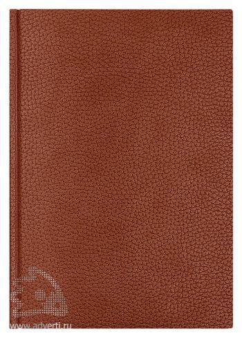 Ежедневник «Dallas», Avanzo Daziaro, коричневый
