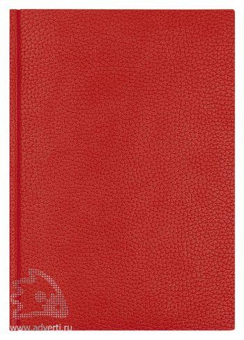 Ежедневник «Dallas», Avanzo Daziaro, красный