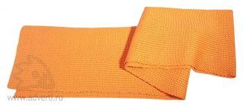 Шарф «Hit», оранжевый