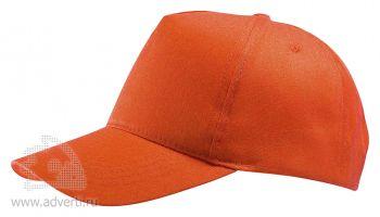 Бейсболка «Buzz», оранжевая