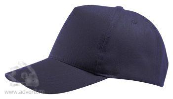 Бейсболка «Buzz», темно-синяя