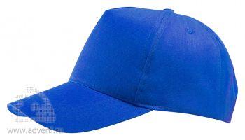 Бейсболка «Buzz», синяя