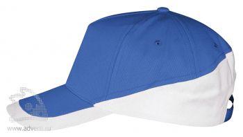 Бейсболка «Booster», синяя
