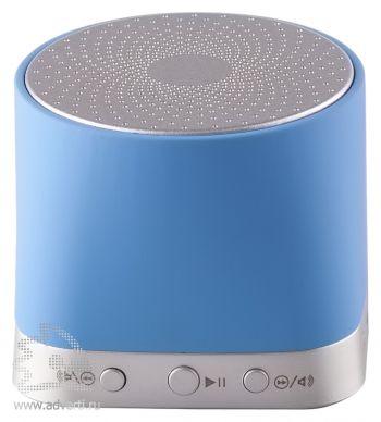Беспроводная Bluetooth-колонка «No Ufos», кнопки управления