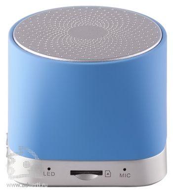 Беспроводная Bluetooth-колонка «No Ufos», разъемы