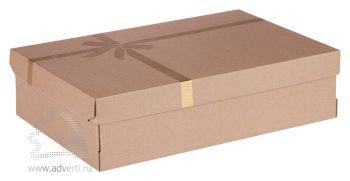 Коробка подарочная «Крафт», самосборная