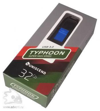 Флешка «Uniscend Typhoon» в упаковке