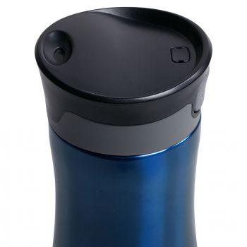 Термостакан «Tansley», синий, крышка
