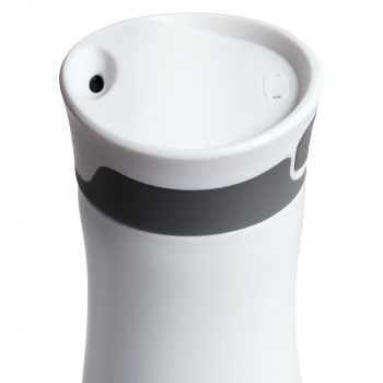 Термостакан «Tansley», белый, крышка