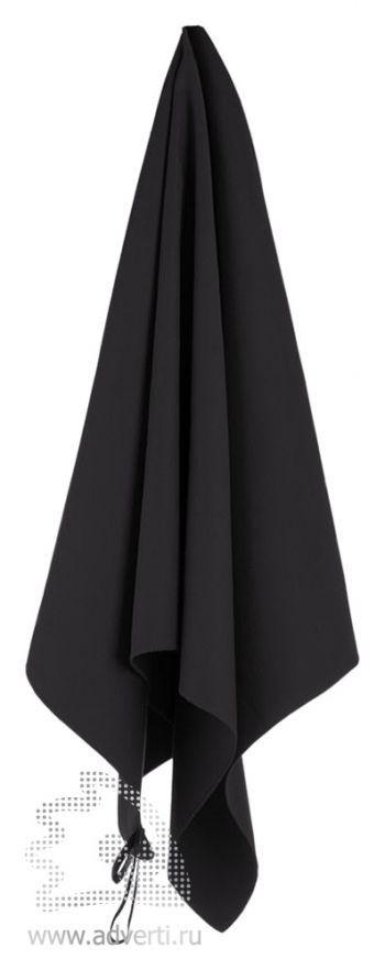 Полотенце «Atoll», черное