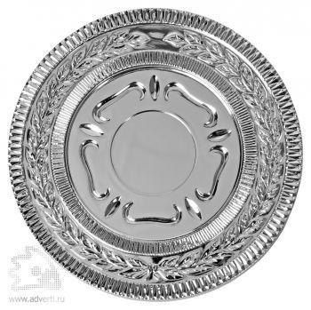 Медаль наградная, серебро