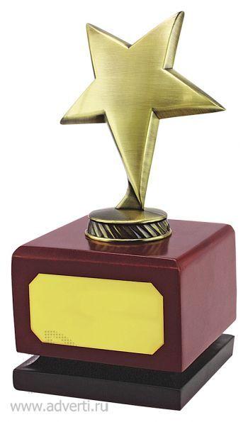 Наградная стелла «Звезда»