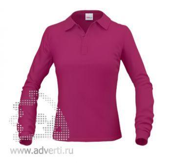 Рубашка поло «Stan Polo W», женская, бордовая