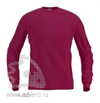 Толстовка «Stan Sweater», мужская, бордовая