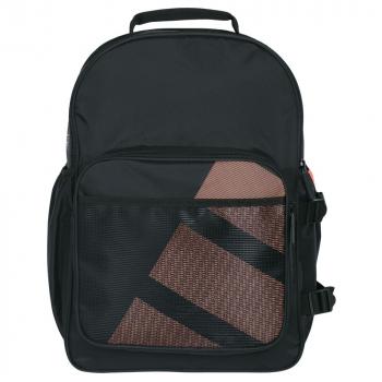 Рюкзак «EQT Classic», чёрный, вид спереди