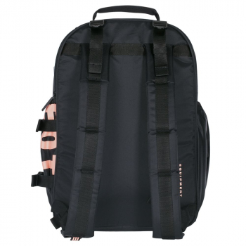 Рюкзак «EQT Classic», чёрный, вид сзади