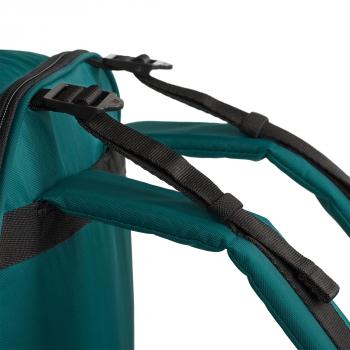 Рюкзак «EQT Classic», тёмно-зелёный, лямки
