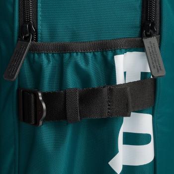 Рюкзак «EQT Classic», тёмно-зелёный, карман сбоку