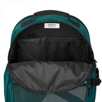 Рюкзак «EQT Classic», тёмно-зелёный, в открытом виде