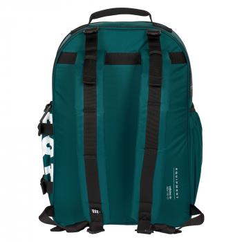 Рюкзак «EQT Classic», тёмно-зелёный, вид сзади