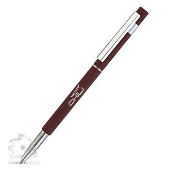 Ручка шариковая «Star» Chili, коричневая