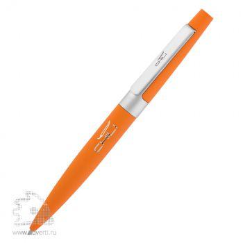 Ручка шариковая «Peri» Chili, оранжевая