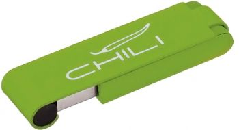 Флеш-карта «Case» Chili, светло-зеленая