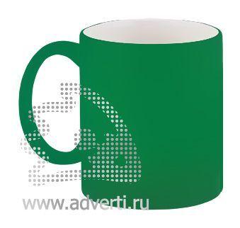 Кружка «Симпл», зеленая