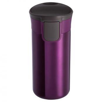Набор «Heat The Road», фиолетовый, термостакан