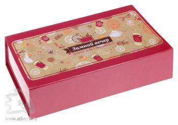 Набор для глинтвейна «Зимний вечер» в коробке
