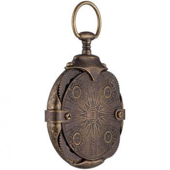 Флешка «Криптекс»® Compass Lock, вид с боку