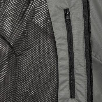 Ветровка «Medvind», женская, серая, внутренний карман