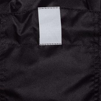Ветровка «Medvind», женская, черная, капюшон