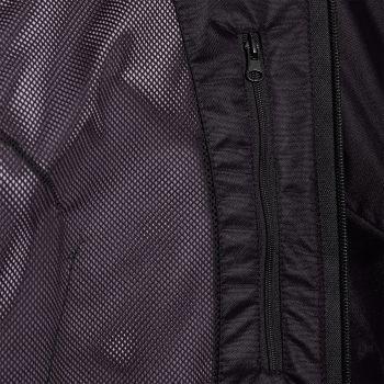 Ветровка «Medvind», женская, черная, внутренний карман