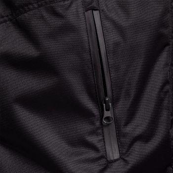 Ветровка «Medvind», женская, черная, внешний карман