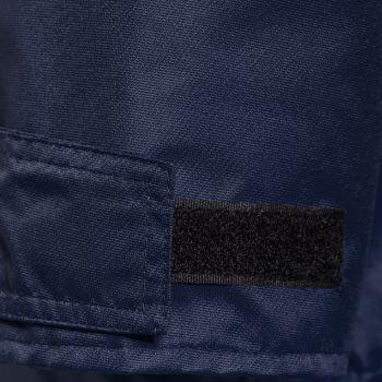 Ветровка «Medvind», женская, темно-синий, липучка на рукаве