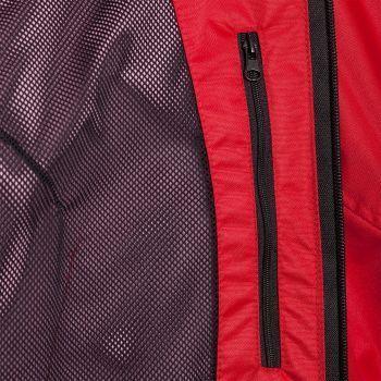 Ветровка «Medvind», женская, красная, внутренний карман