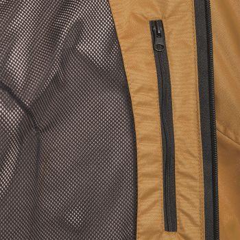 Ветровка «Medvind», женская, коричневая, внутренний карман