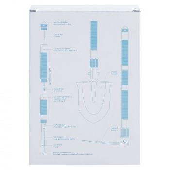 Многофункциональная лопата «Ultimat», коробка с инструкцией