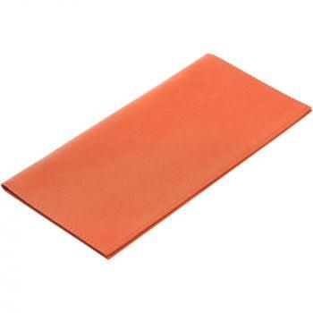 Органайзер для авиабилетов «Twill», оранжевый