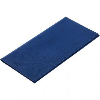Органайзер для авиабилетов «Twill», синий
