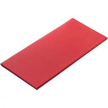 Органайзер для авиабилетов «Twill», красный