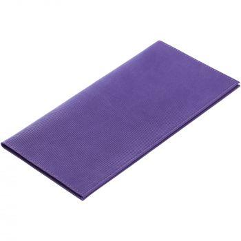 Органайзер для авиабилетов «Twill», фиолетовый