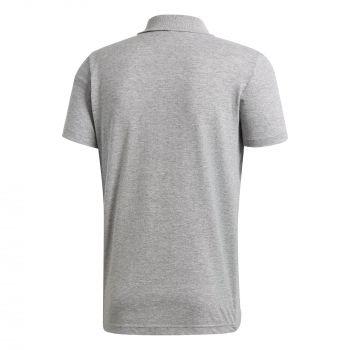 Рубашка поло «Essentials Base», меланж, вид сзади