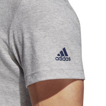 Рубашка поло «Essentials Base», меланж, рукав