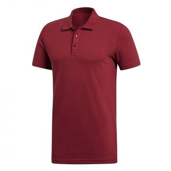 Рубашка поло «Essentials Base», красная