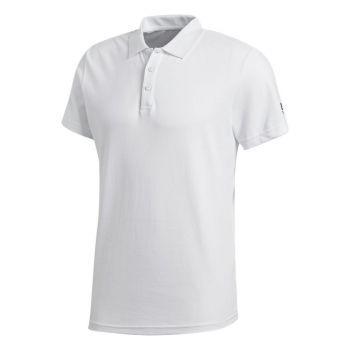 Рубашка поло «Essentials Base», белая
